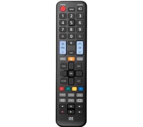 One For All Replacement Remote for All Samsung TV`s (URC1910)