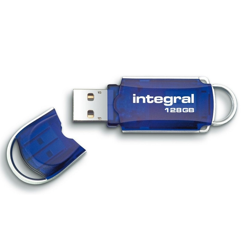 Compare retail prices of Integral 128GB Courier USB Flash Drive to get the best deal online