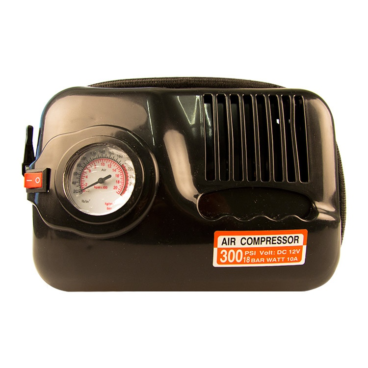 Car/Bike Universal 12 Volt Air Compressor
