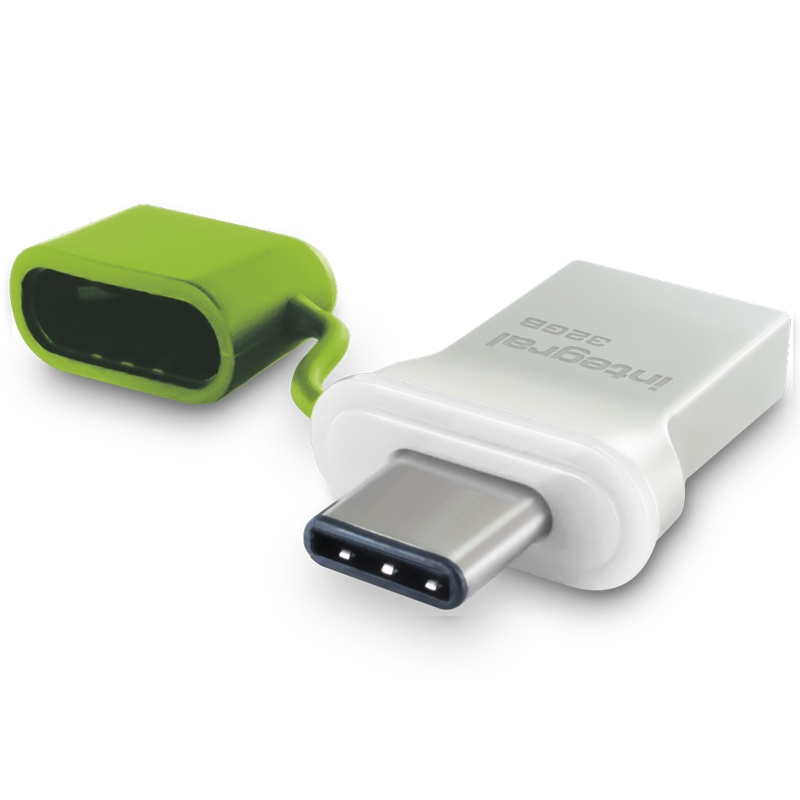 Click to view product details and reviews for Integral 32gb Fusion Usb C 31 Flash Drive 120mb S.