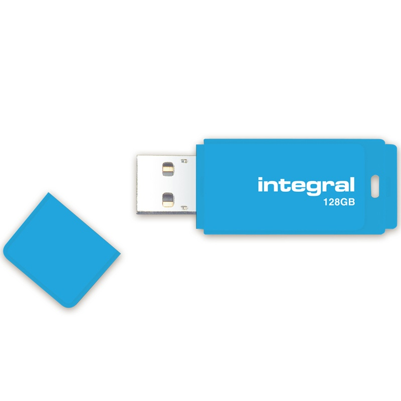 Compare retail prices of Integral 128GB Neon USB Flash Drive - 12MBs to get the best deal online