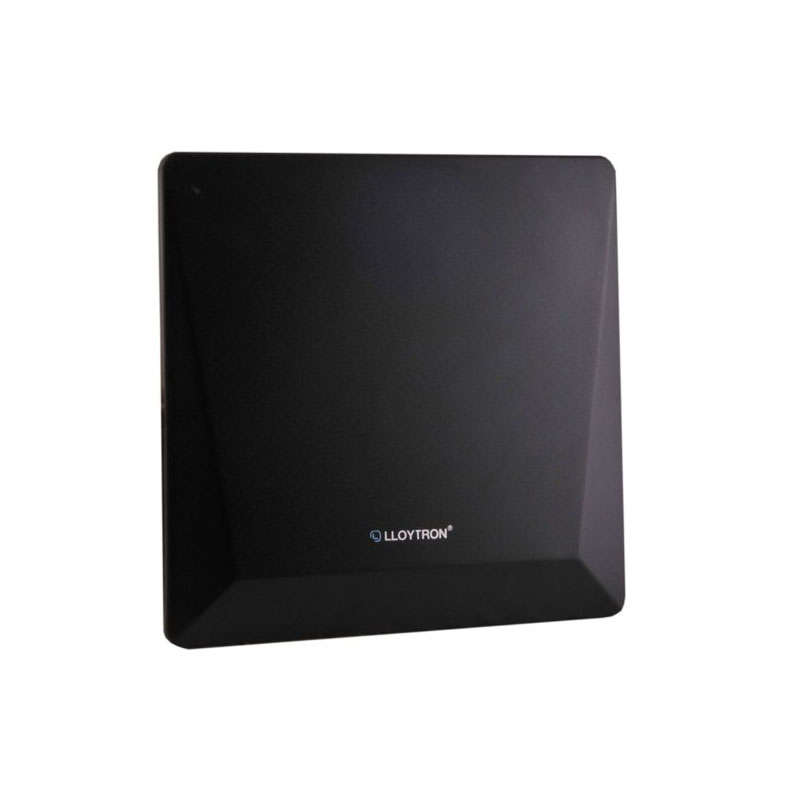 Compare retail prices of Lloytron Active Indoor Panel TV Antenna - 50dB + 4G Filter A3103BK to get the best deal online