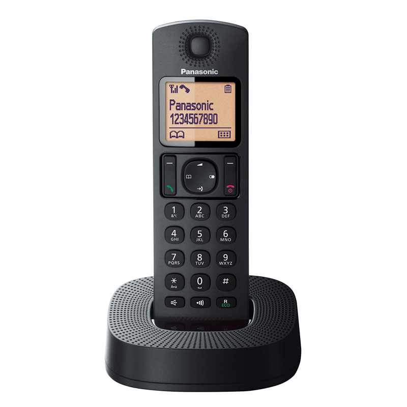 Compare prices for Panasonic Digital Cordless Phone with Nuisance Call Blocker KX-TGC310EB